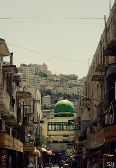 PALESTINE-NABLUS Palestine History, East Jerusalem, Dome Of The Rock, World Cities, Old City, Small World, Us Travel, Middle East, Adventure Travel
