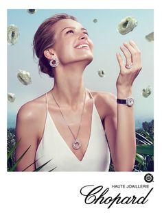 Chopard Jewelry Advertising