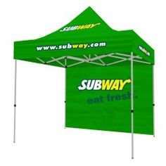 Tent With Canopy And Back Wall Pop Up Canopy Tent