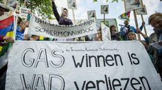 Protestują przeciwko planom wydobycia gazu #popolsku