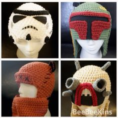 I soooo want one of these, especially the Tusken