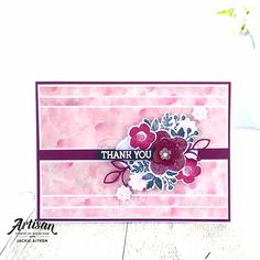 Leaders in decorative stamps, handmade greeting cards, and papercrafting since We have been inspiring people to discover and share their creativity. Handmade Greetings, Greeting Cards Handmade, Rubber Stamping Techniques, Mini Chalkboards, Beautiful Handmade Cards, Card Making Inspiration, Card Kit, Cool Cards, Flower Cards