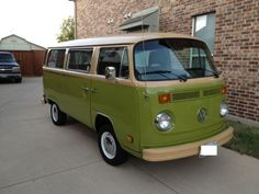 1979 Vw Bus (Type 2)