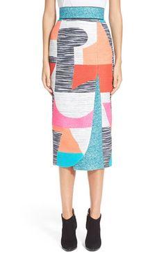 Roksanda 'Multi Orli' Skirt available at #Nordstrom