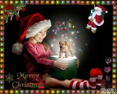 Christmas Gift Christmas Christmas Gifts Animated Christmas