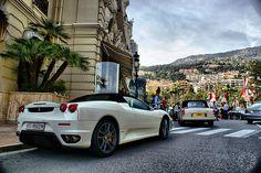 Drive a Ferrari for a day.