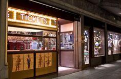 Tickets [Barcelona] [Tapas, Molecular Gastronomy] [$$$$]