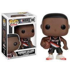 POP! Sports - NBA - Damian Lillard