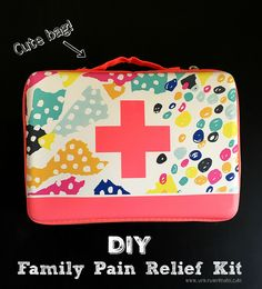 #AD DIY Pain Relief