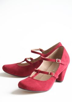 OMG I love these!!!   Maddy Corduroy Pumps By Chelsea Crew