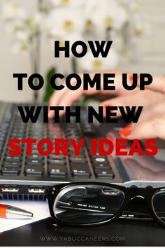 Writing a book, but struggling to come up with story ideas? Our crew of YA writers and a authors shares how we come up with story ideas for novels. Click through to read it!