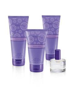 Forever Orchid-Shower Gel & Sugar Scrub $15 each Eau de Toilette $20