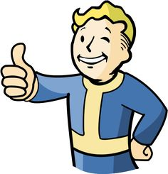 Fallout 3 Vault Boy by Tylertut.deviantart.com on @deviantART