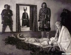 Die Nibelungen: Siegfried (Fritz Lang, 1924) /Cinematography by Carl Hoffmann, Günther Rittau, Walter Ruttmann