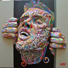 French Street Artist Shaka's Amazing 3D Graffiti Art    http://flavorwire.com/216027/french-street-artist-shakas-amazing-3d-graffiti-art/9