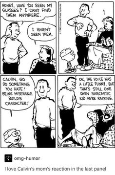 This is one of my favorite strips
