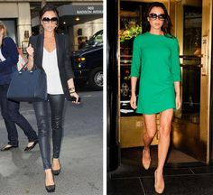 Victoria Beckham style appearances