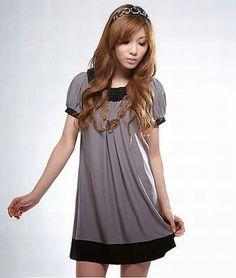 Moda Juvenil :   La moda en vestidos juveniles    Primero que nad...