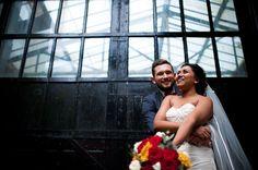 Alternative Wedding Photography - Islington Town Hall wedding - London pub wedding - urban wedding - London wedding - creative documentary wedding photography - wedding portrait