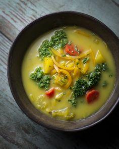 Immune Boosting Soup  — mississippi vegan