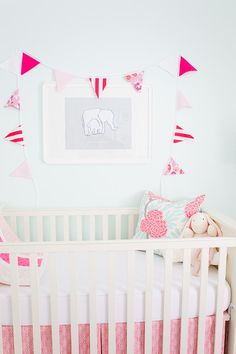 Crib Skirt to Canopy Bed: Ruby's DIY Canopy Bed - withHEART