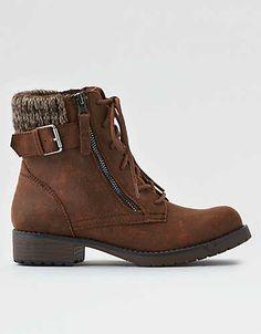AEO Knit Cuff Boot