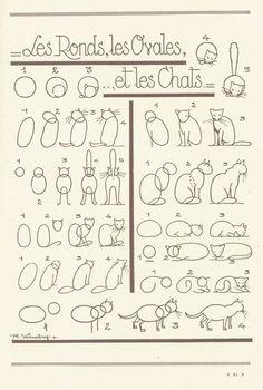 Guías para aprender a dibujar animales:  http://www.frogx3.com/2014/08/05/guias-para-aprender-dibujar-animales/?utm_source=feedburner&utm_medium=email&utm_campaign=Feed%3A+frogxthree+%28Frogx+Three%29
