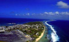 Νησιά Μάρσαλ - Οι μικρότερες πόλεις στον κόσμο χάρμα οφθαλμών! Η Δημοκρατία των Νήσων Μάρσαλ είναι μια νησιωτική χώρα που βρίσκεται στο βόρειο Ειρηνικό Ωκεανό, περίπου στη μέση μεταξύ της Χαβάης και της Αυστραλίας. Περιλαμβάνει 29 κοραλλιογενείς ατόλες και χιλιάδες μικροσκοπικά νησάκια, όλα διάσπαρτα σε μια ευρεία περιοχή του Ειρηνικού Ωκεανού .