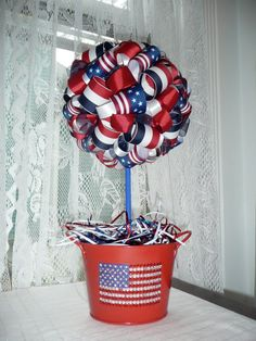 Red White & Blue/Flag/Stars and Stripes/4th by BandGinspirations