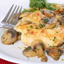 French Style Chicken.