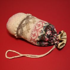 Dusty Rose. A folk bag by Peony And Parakeet.