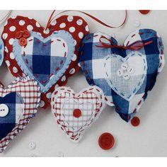 little button hearts