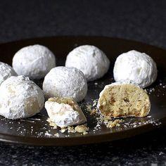 Roasted Chestnut Cookies Recipe