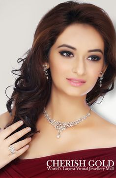 Karishma Rattanshi is an Indian model and actress who appears in Ads of Top Jewellery Companies Like Bjewelz & CherishGold. She will made her acting debut in the film soon