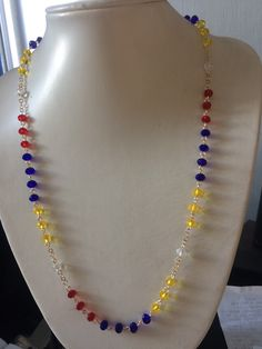 Beaded Necklace, Jewelry, Fashion, Necklaces, Venezuela, Colombia, Jewellery Making, Moda, Jewerly