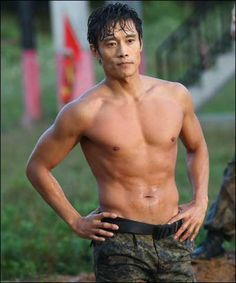 byung hun lee abs - Google Search