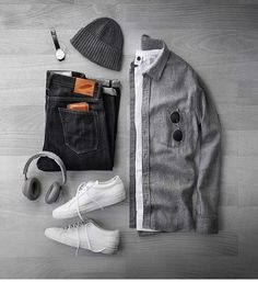 Sport Dress Men Casual Styles 34 Ideas For 2019 Sport Fashion, Mens Fashion, Fashion Outfits, Fashion Styles, Casual Outfits, Color Combinations For Clothes, Denim Jacket Men, Men's Denim, Denim Jackets
