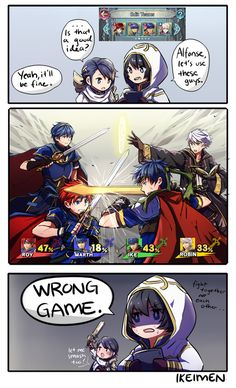 When you got your team just right. : FireEmblemHeroes