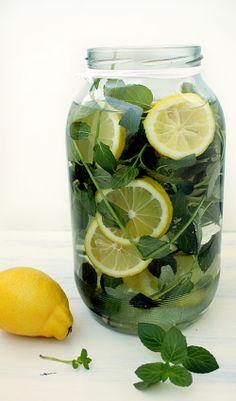 Knjiški Moljac u špajzu: Sirup i limunada od nane