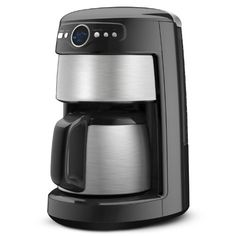 KitchenAid 12Cup Thermal Carafe Coffee Maker Onyx Black * You can get more details by clicking on the image.-It is an affiliate link to Amazon.