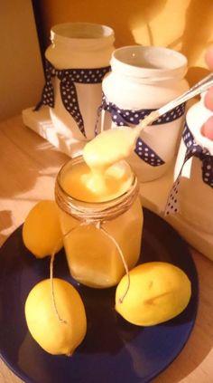 """""""Lemon curd"""" a brutális angol citromkrém! Így lesz néhány hozzávalóból bámulatos csoda!"""