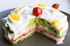 Low Carb Salattorte