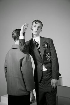 Simon x Sven by Thomas Giddings for Varon Magazine
