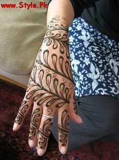 Mehandi Designs For girls4
