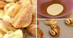 Vynikajúce pečivo, ktoré pripravíte zo surovín, ktoré práve teraz nájdete vo svojej chladničke. Stačí tvaroh, maslo, múka a cukor. O pár…