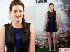 I love this dress! So cute. I can't wait to see all the fashions for the Breaking Dawn 2 premieres.