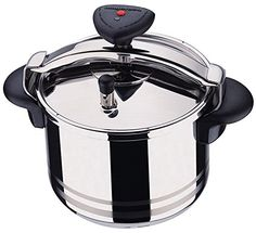 Magefesa Star R 6L / 6.3 Quarts Stainless Steel Pressure Cooker >>> Find out more about the great product at the image link.