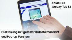 nice Samsung Galaxy Tab S2 Tipps & Tricks: Multitasking mit geteilter Bildschirmansicht