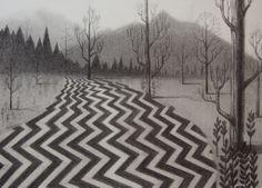 """Ruel Pascual, """"Twin Peaks"""""""