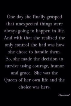 #soTrue #Queenofmylife #beyourself